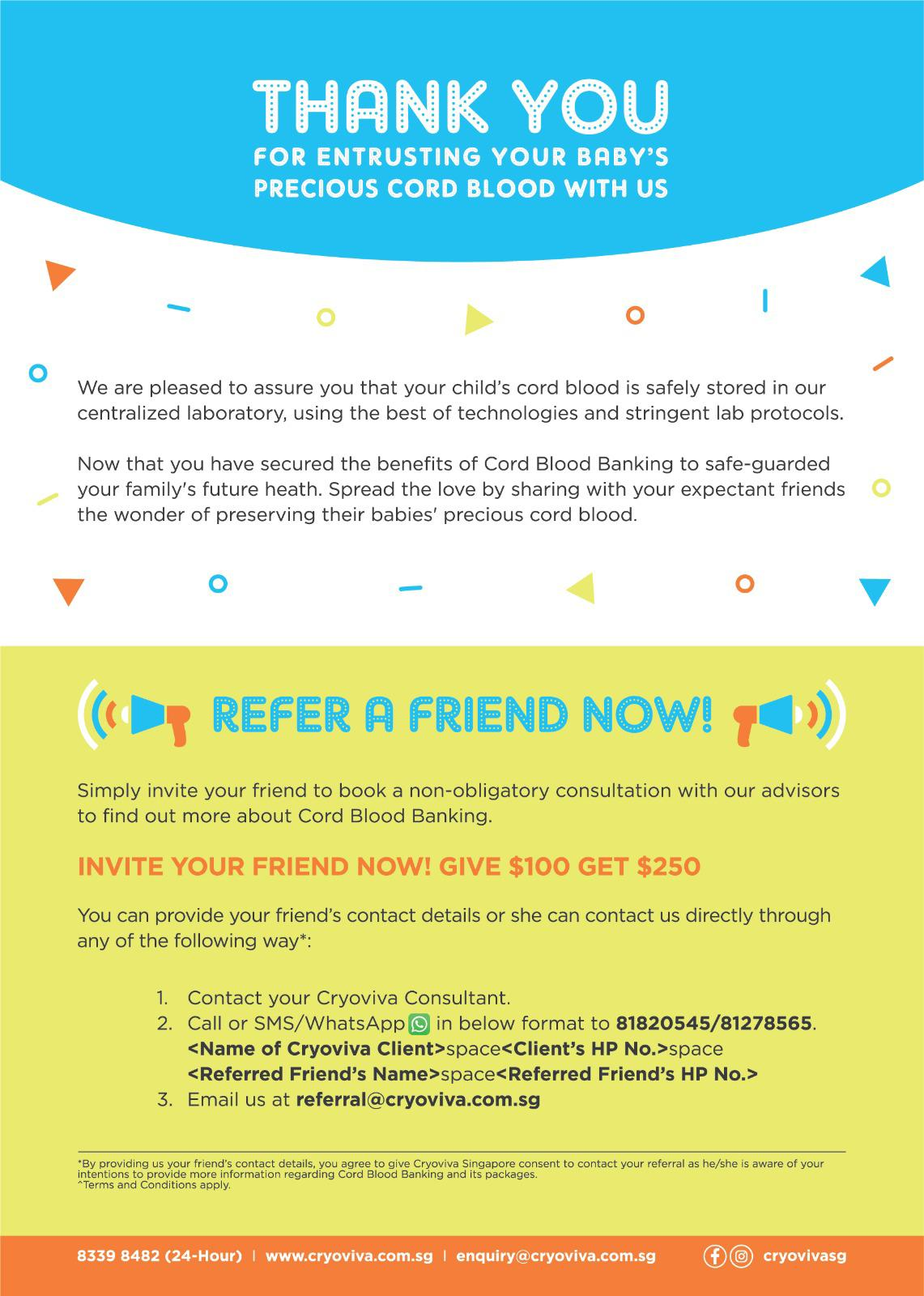 Refer A Friend Now