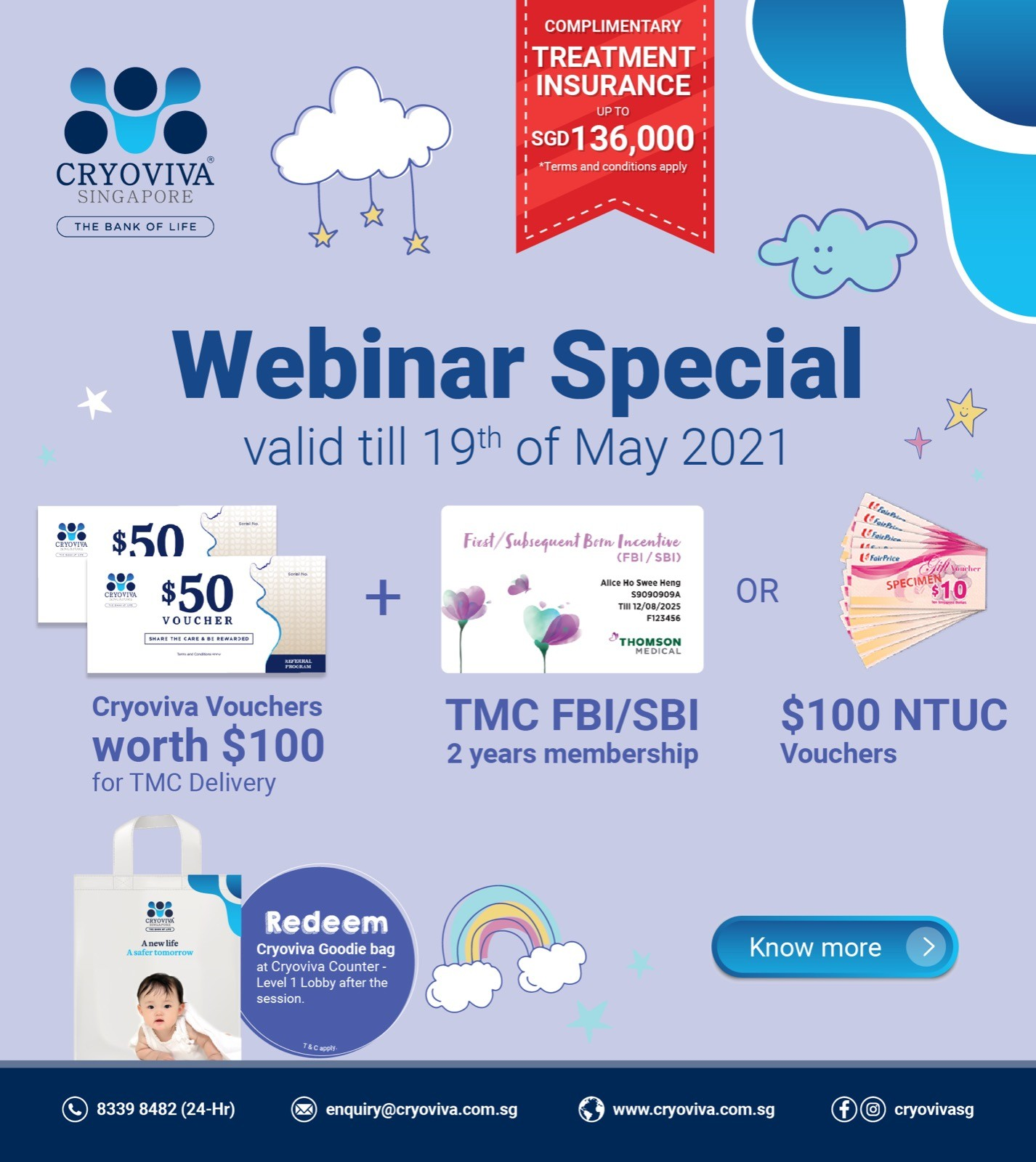 Webinar Exclusive Benefits